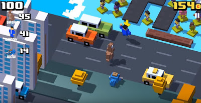 Crossy Road Games