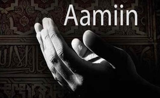 """Dahsyatnya Makna Ucapan """"Amin"""" Pada Surat Al-Fatihah"""