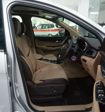 Interior Mobil Wuling Cortez 2019