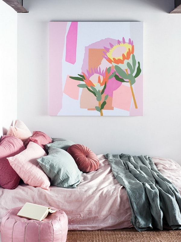 Original Ideas for Bedroom Decorating - Unique Design 2