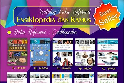Katalog Buku Referensi : Ensiklopedia dan Kamus