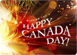 CANADA DAY FIREWORKS picture WALLPAPER IMAGES