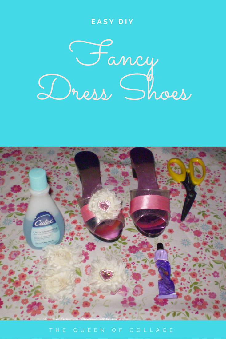 Diy Fancy Nails: Easy DIY Upcycle Fancy Dress Shoes