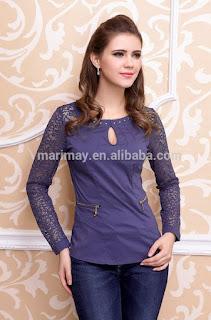 Model Baju Blus Wanita Terbaru