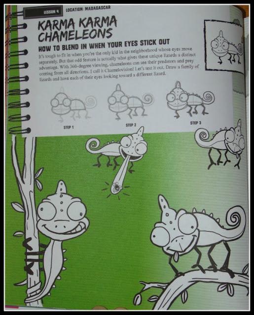 Stick Sketch School: An Animal Artventure: Mastering the Art of Stick Figure Critters (Stick World)