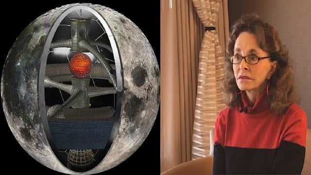 Η Σελήνη Δεν Είναι Διαστημόπλοιο Ούτε Δορυφόρος. Είναι «Μάτι»
