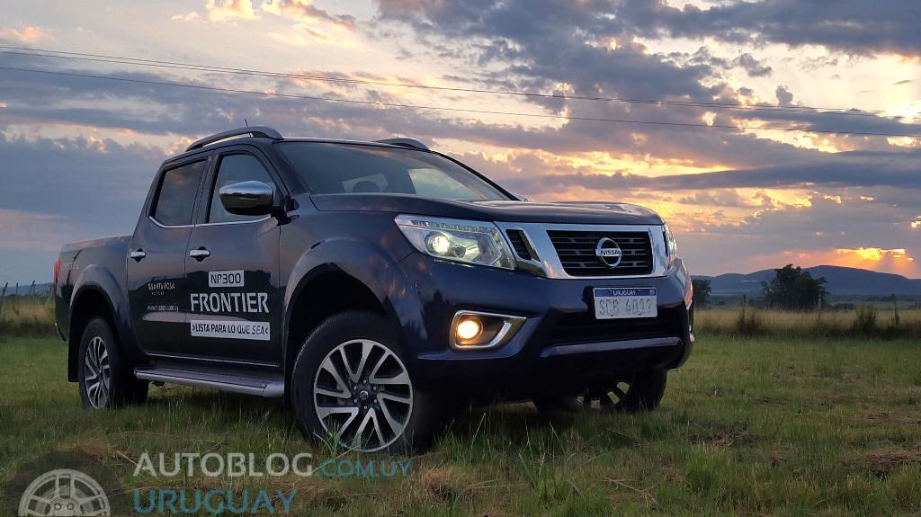Resumen semanal: prueba NP300 Frontier, adelanto de Mazda2 ...