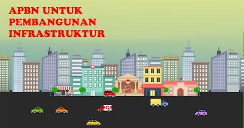 APBN Langkah Pembangunan Infrastruktur sebagai Percepatan Kemajuan Ekonomi Masyarakat