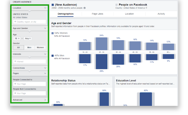 facebook audinece insight có thật sự hiệu quả
