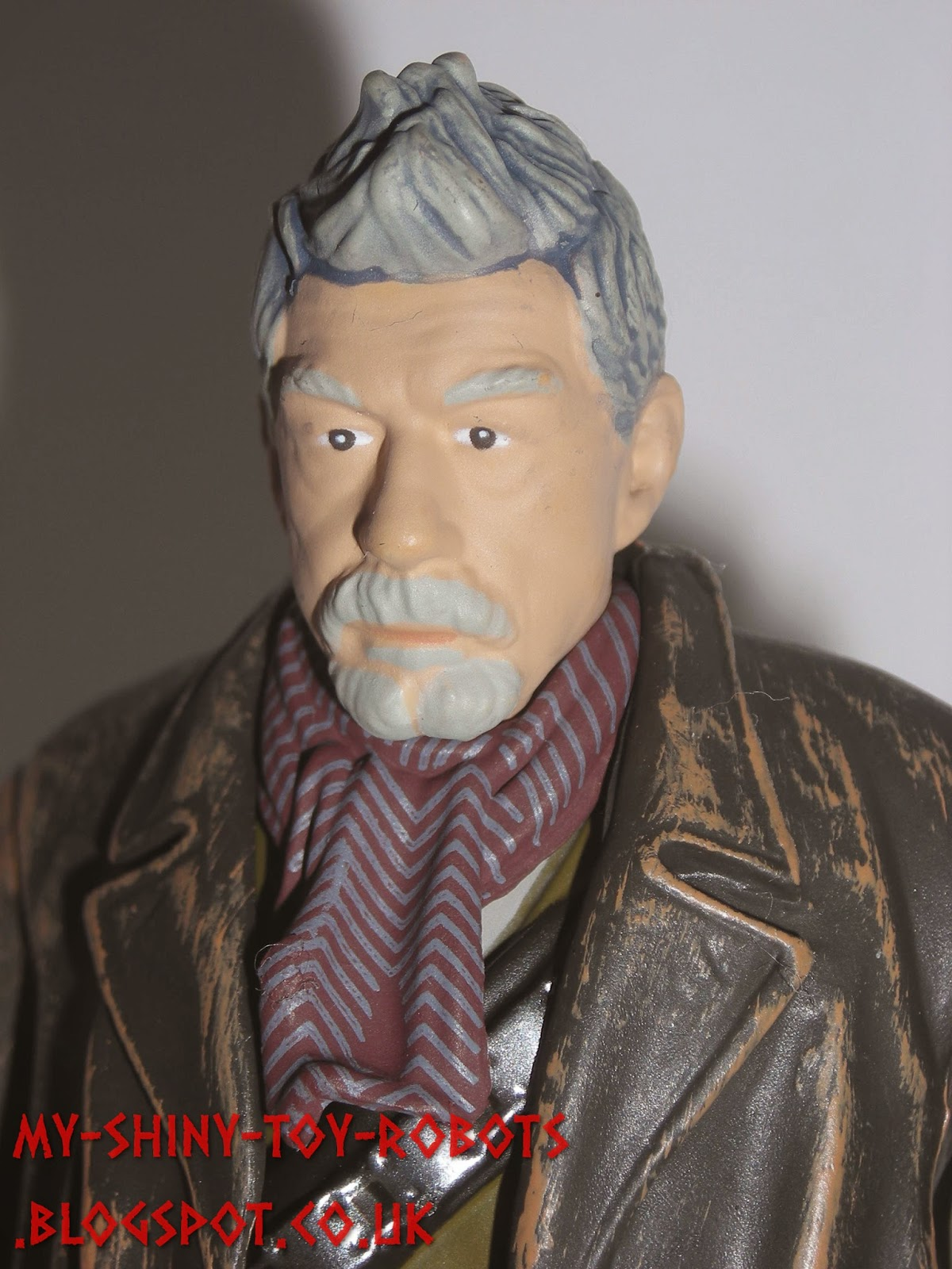 The Other/War Doctor, choose a name.