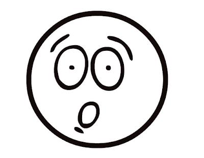 Gambar Mewarnai Emoticon - 2