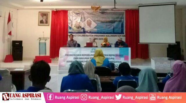 PKC KOPRI PMII Bersama PW IPPNU Kalbar Gelar Dialog Gender Cegah Kekerasan dan Gerakan Radikal