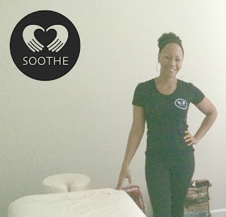 DC Area, Soothe App Review, Massage, Spa, Tanvii.com