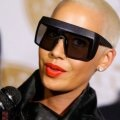 For Real? See What Amber Rose Has Vowed to Do If Donald Trump is Elected President of America