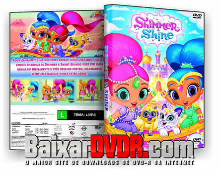 Shimmer and Shine (2017) ISO