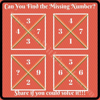Mind busting cool math brain teaser riddle