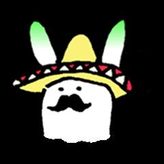 Daikon Usagi - In Mexico -