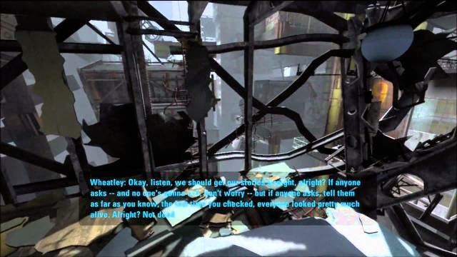 Portal 2 PC Games Gameplay