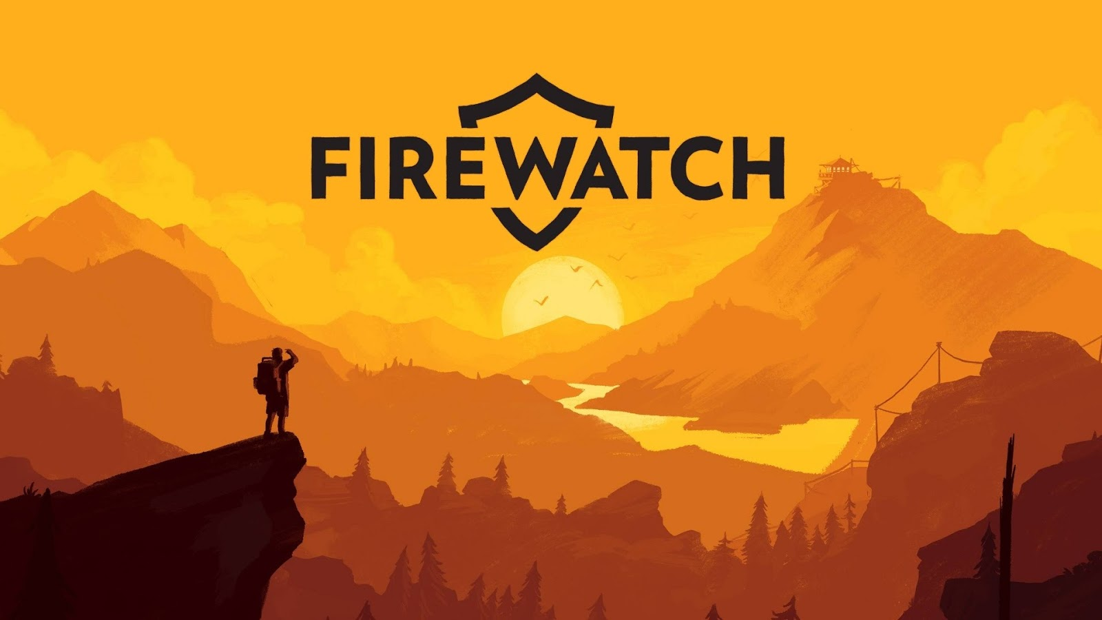 Firewatch Concept Art For Reference