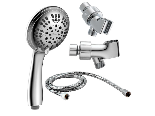 hand held shower bracket from showerfilter