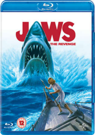 Jaws 4 The Revenge 1987 HDTV 350MB Hindi Dual Audio 480p Watch Online Full Movie Download bolly4u