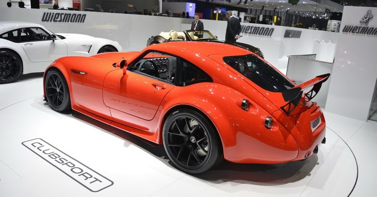 wiesmann is officially back new model coming by the end of the year w video. Black Bedroom Furniture Sets. Home Design Ideas