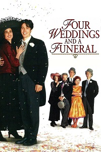 Poster Four Weddings and a Funeral