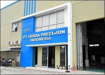 Lowongan Kerja Terbaru Via Pos PT.Ishida Precision Indonesia Kawasan Delta Silicon