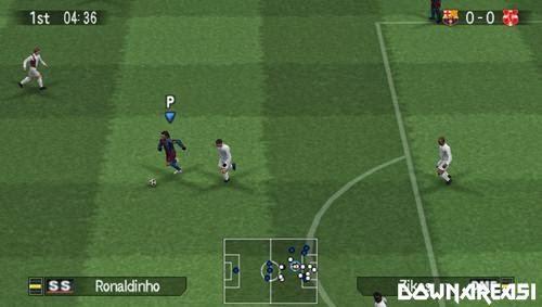Pro Evolution Soccer 5 PSP ISO - Download Game PS1 PSP Roms Isos