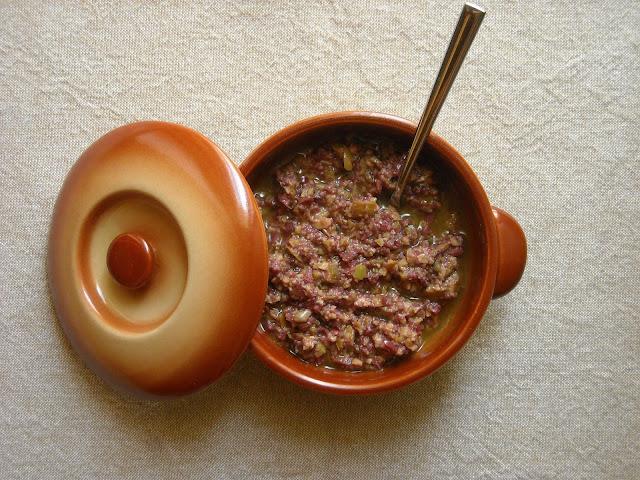 Prochaine étape : Tapenade! – πάστα ελιάς γεμάτη με μεσογειακά αρώματα