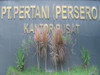 PT Pertani (Persero) - Recruitment For Functional, Technical, Programmer (D3, S1,S2 , Experience) July - August 2013