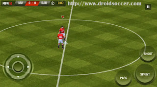 Download FIFA 12 Lite Offline Android