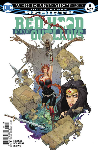 RED HOOD AND THE OUTLAWS 8