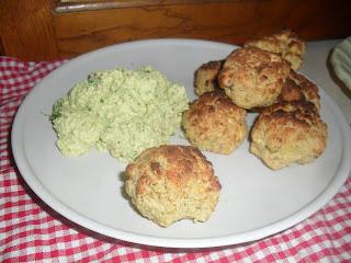 falafel al forno vegan ricetta