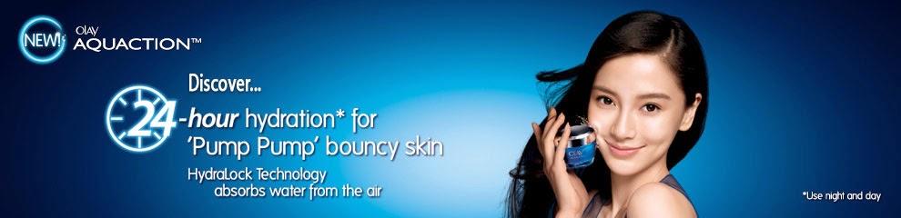 Ini Cerita Kita Product Review Olay Aquacation Skincare