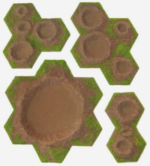 New Multi-Hex Crater Sets picture 2