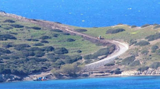 Ανοίγουν δρόμο στη νησίδα απέναντι από τα Ίμια οι Τούρκοι