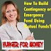 How To Build  Contingency or Emergency Fund Using Mutual Funds?