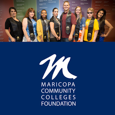 Image of 2016 Nina Scholars and MCCCDF logo