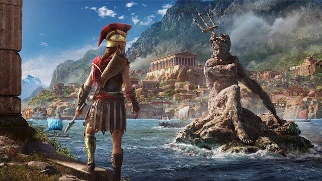 Вышло обновление 1.3.0 для Assassin's Creed Odyssey