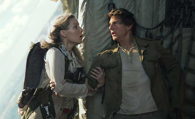 'The Mummy' reboot with Tom Cruise wrapped in boredom: movie review