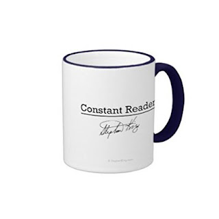 Stephen King Mugs, Constant Reader, Stephen King Merchandise, Stephen King Shop