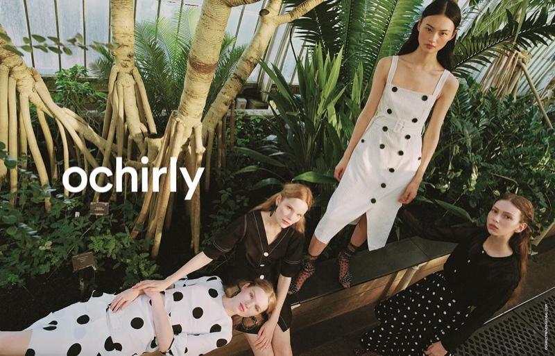 Ochirly Summer 2019 Campaign