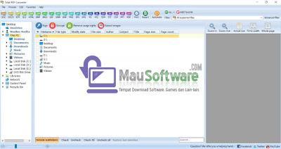 cara convert file pdf, konversi file pdf dengan mudah, download Total PDF Converter gratis terbaru full