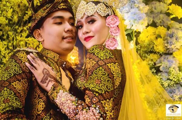 Rezeki Siti Jamumall Dapat Tajaan Kahwin Hampir RM500 Ribu