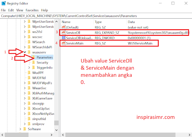 Cara Mematikan Windows Update di Windows 10 2020 - inspirasimr.com