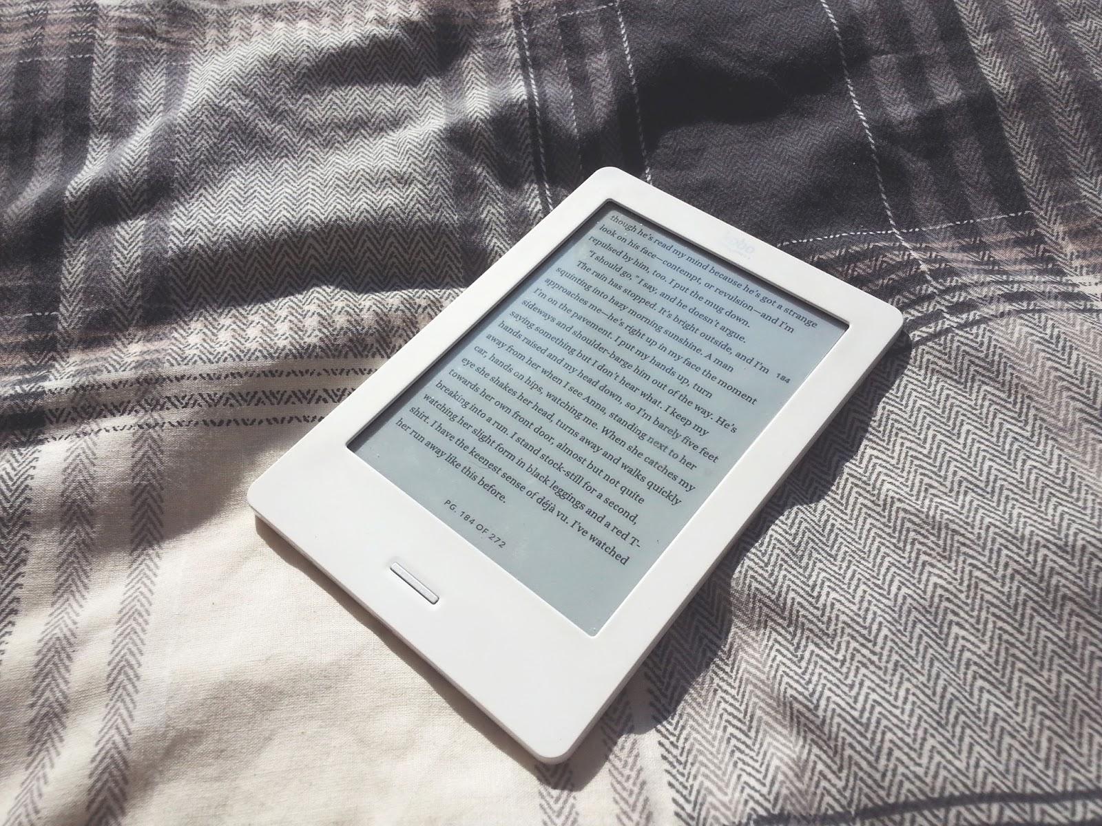 De Kobo Touch E-reader
