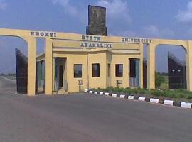 ebonyi state university abakaliki
