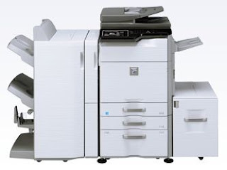 Sharp MX-M564N Printer Driver Download