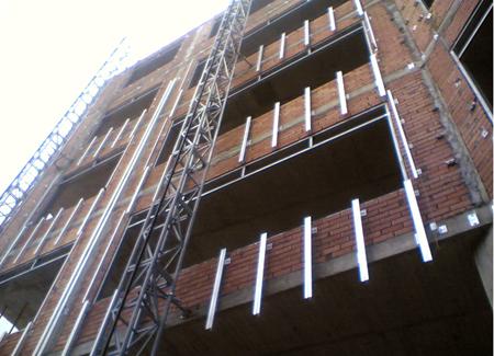 Materiales de construcción ecológicos: Perfiles para fachadas ...